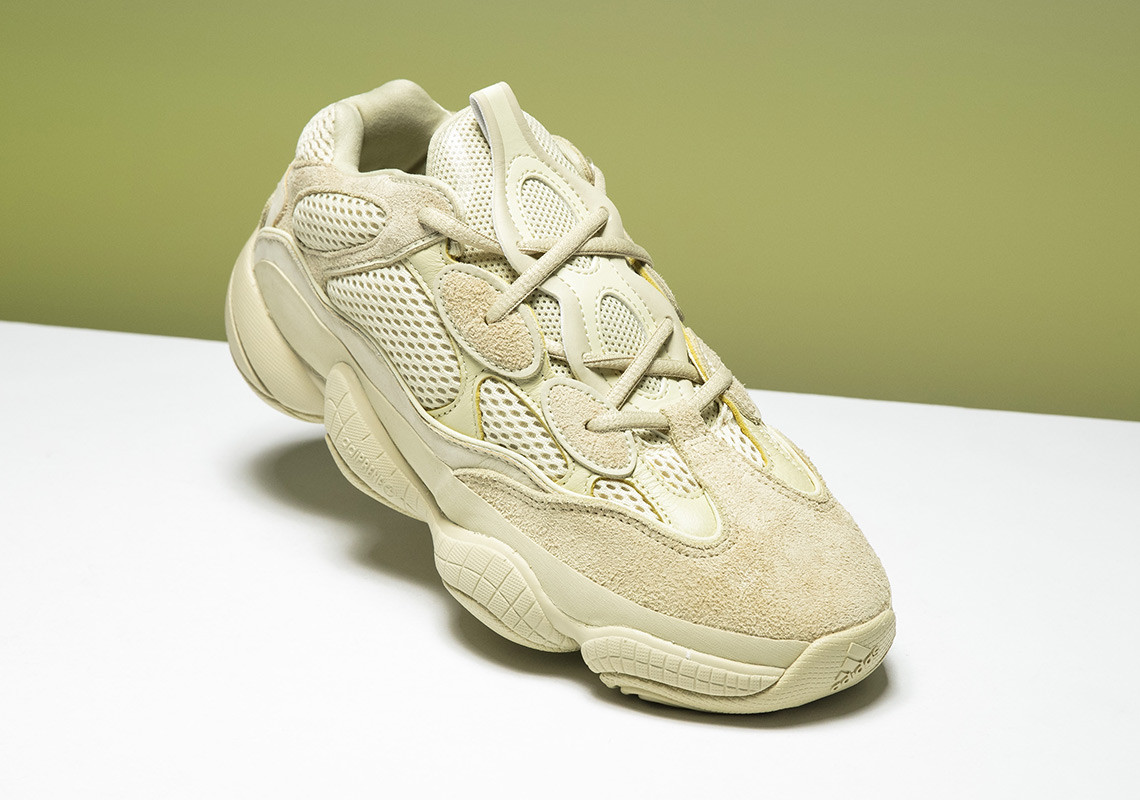 adidas yeezy 500 supermoon yellow shoes